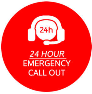 24 Hour Call Out Service