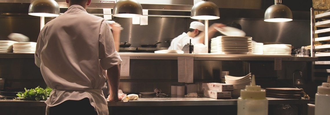 Walk-in cold rooms for restaurants